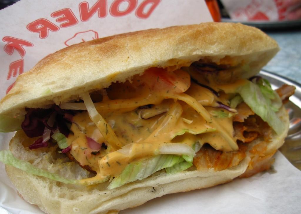 how to make doner kebab mixture