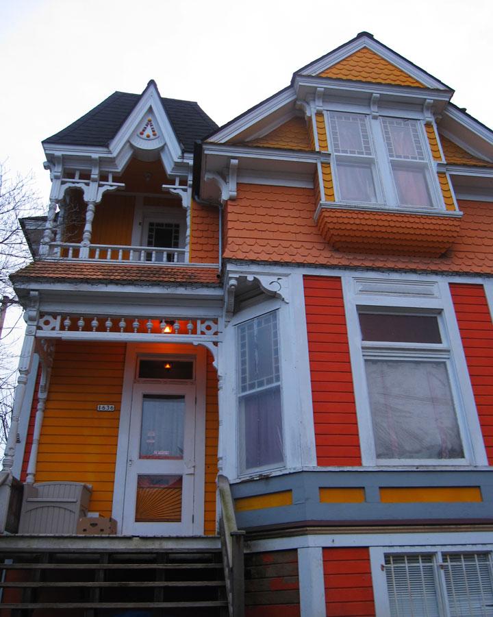 Portland Orange